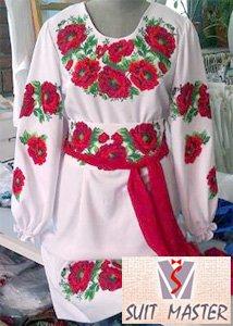 Вышивка ткани одесса